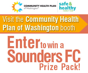 Enter to win a Sounders FC prize pack